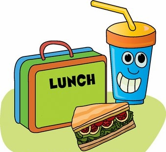 Kids eating snack clipart free images 2
