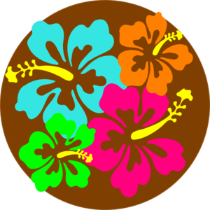 Luau clip art free clipart 3