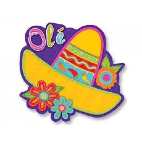 Mexican flower clipart clip art 2