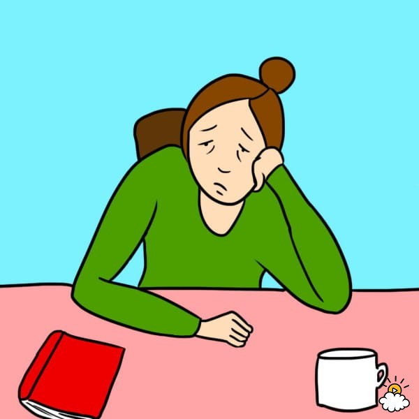Physical symptoms of depression clip art clipart download