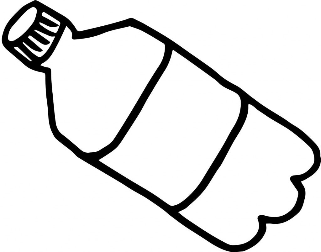 Plastic water bottle clipart clipart sirgo cliparts