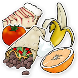 Snack clipart 2 2