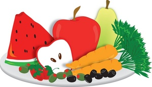 Snack clipart 2 3