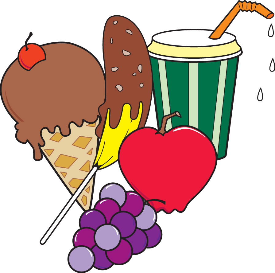 Snack clipart free images 2