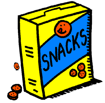 Snack clipart free images