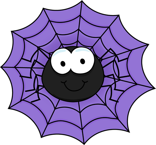 Spider clipart free images 6