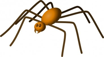 Spider clipart funny free images 3
