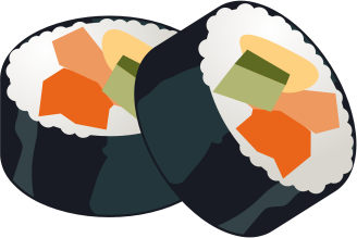 Sushi clip art free clipart images 2