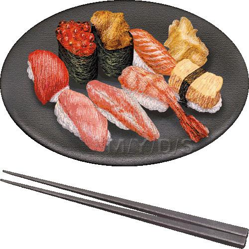 Sushi clipart free clip art