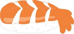 Sushi clipart image