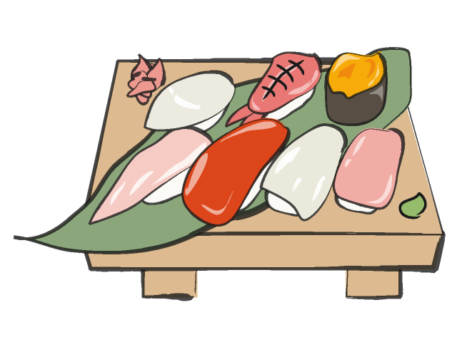 Sushi clipart the cliparts 3