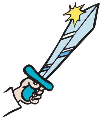 Sword clip art word clipart