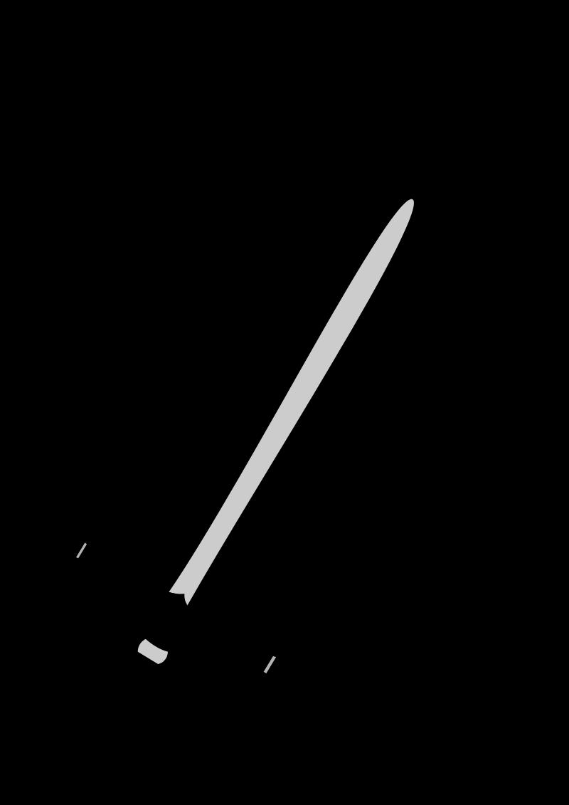 Sword clipart tiny 2