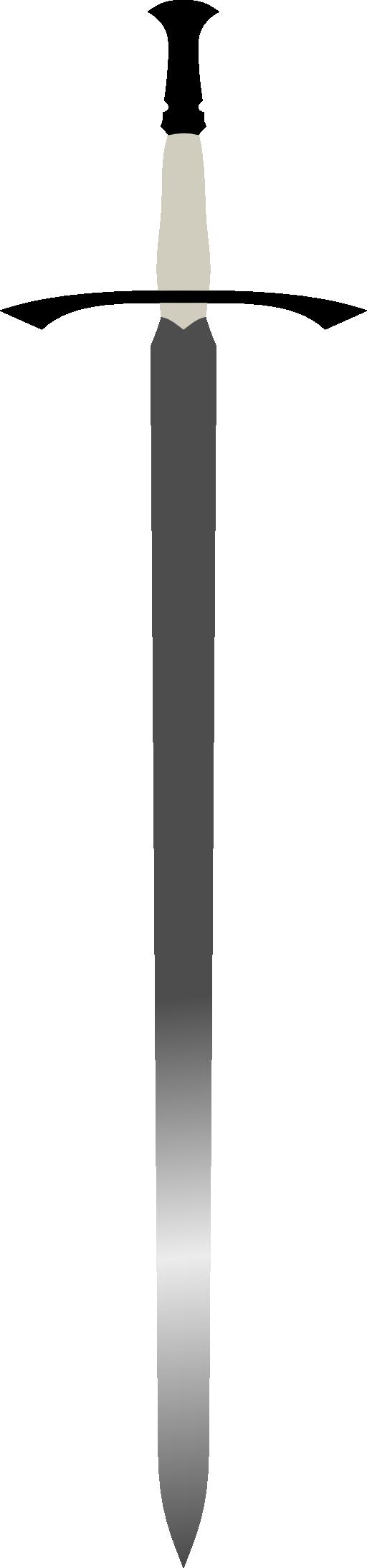 Sword clipart tiny 3