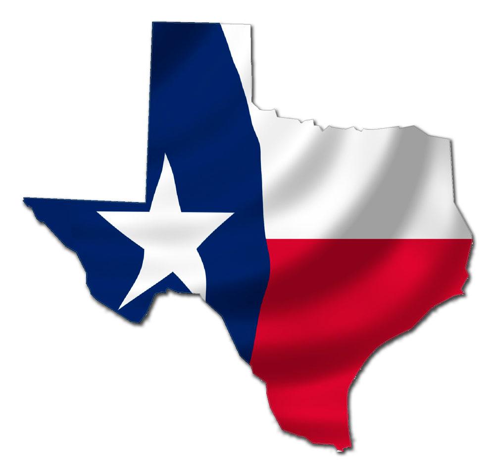 Texas flag clipart 3