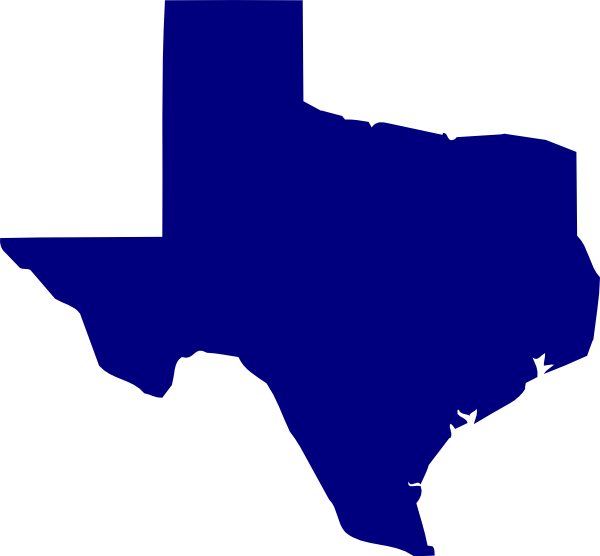 Texas outline clipart free images 7