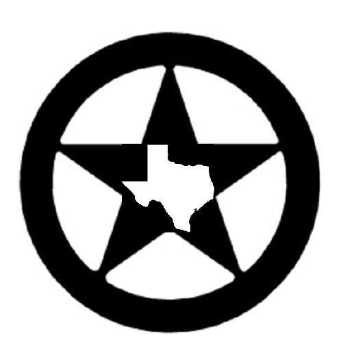 Texas star clip art clipart 2
