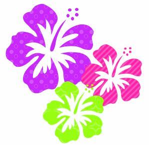Tropical luau clipart hawaiian free clip art 2 2