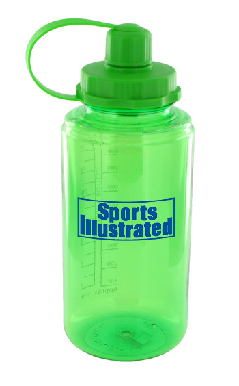 Water bottle clipart 7