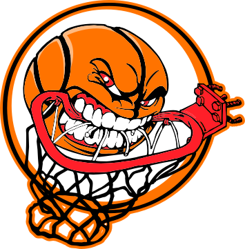 Basketball hoop clipart free images 9