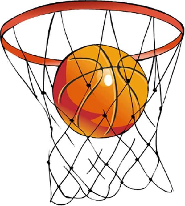 Basketball hoop hoop clip art clipart library free