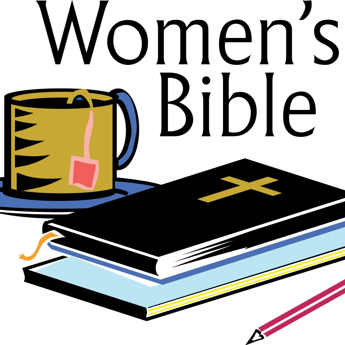 Bible study clipart 4