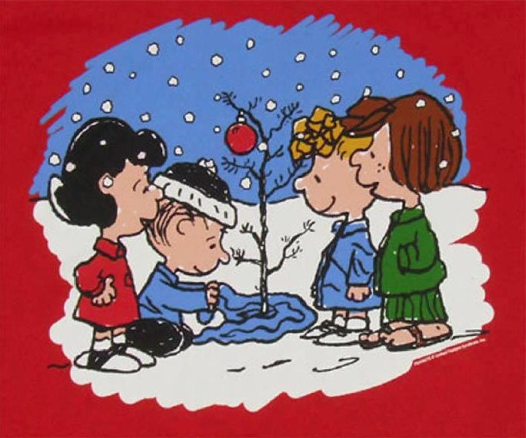 Charlie brown christmas cartoon tree charlie brown snoopy peanuts clipart
