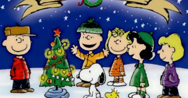 Charlie brown christmas clipart 3