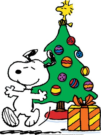 Charlie brown christmas snoopy christmas clip art 4