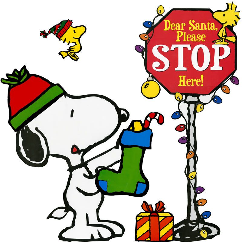 Charlie brown christmas snoopy christmas clip art