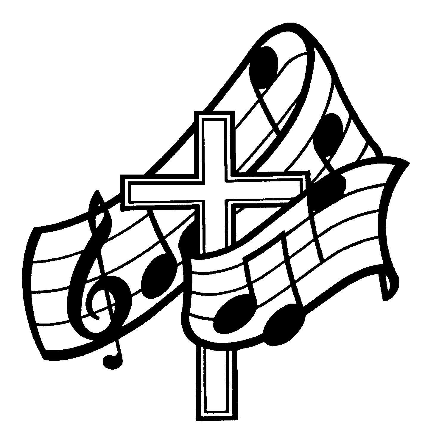Christian concert clipart