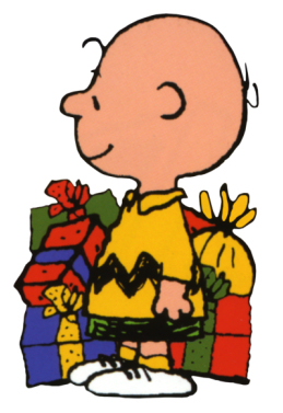 Clip art charlie brown christmas tree free 12