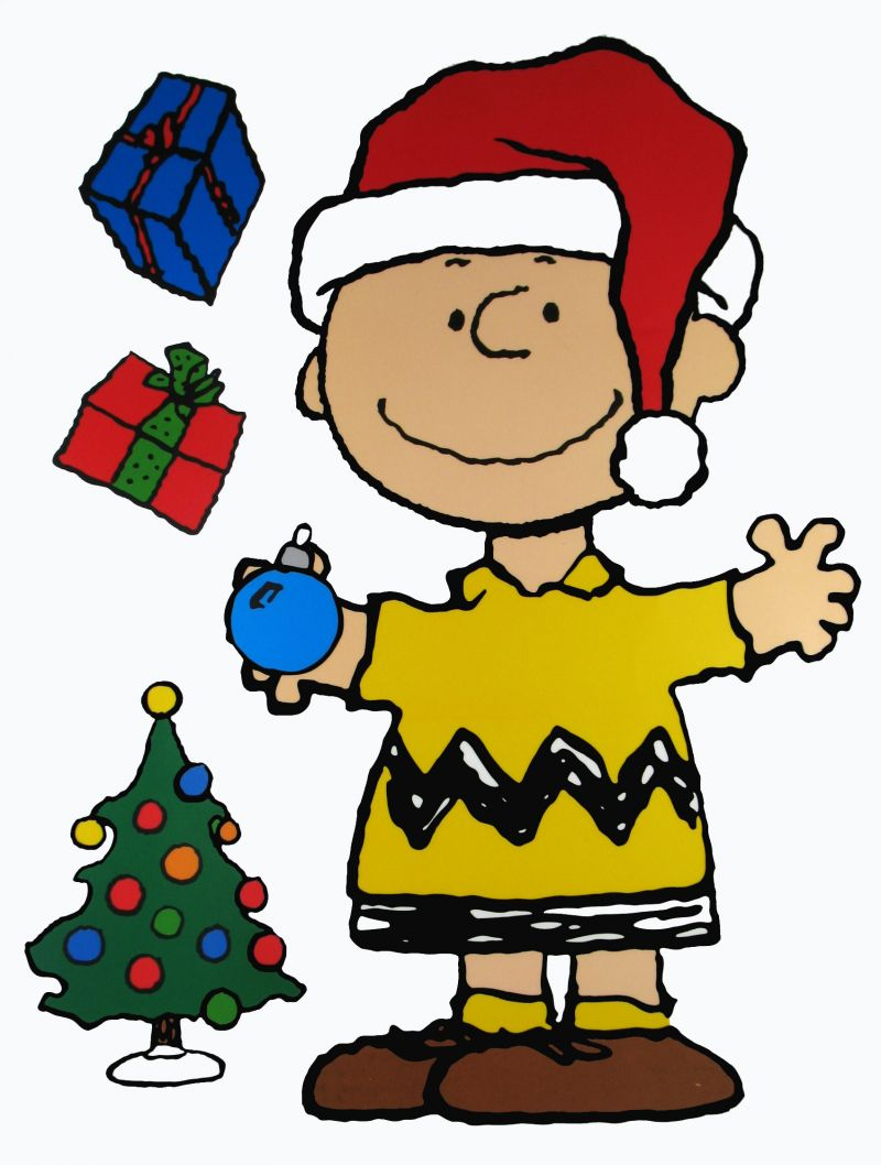 Clip art charlie brown christmas tree free 2