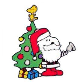 Clip art charlie brown christmas tree free 4