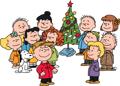 Clip art charlie brown christmas tree free 5