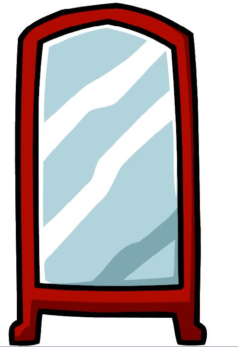 Clip art mirror