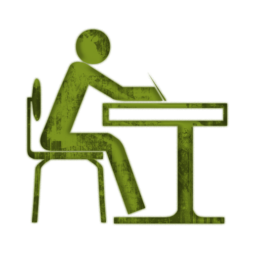 College student studying clipart free images 7