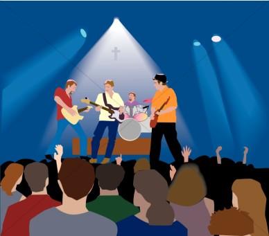 Concert clip art clipart download
