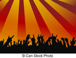 Concert clipart free images 7