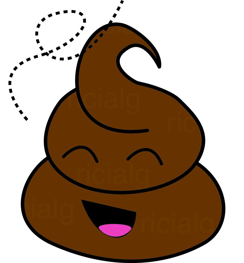 Dog poop clip art 3 clipart