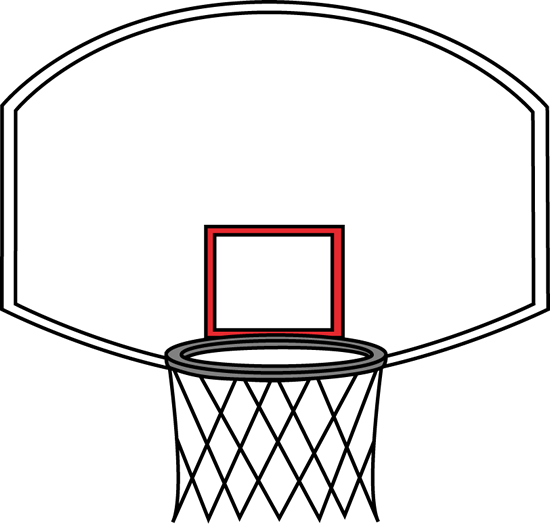 Download basketball hoop clipart clipartmonk free clip art images 2