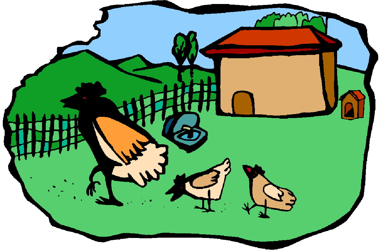 Farming concert clip art image