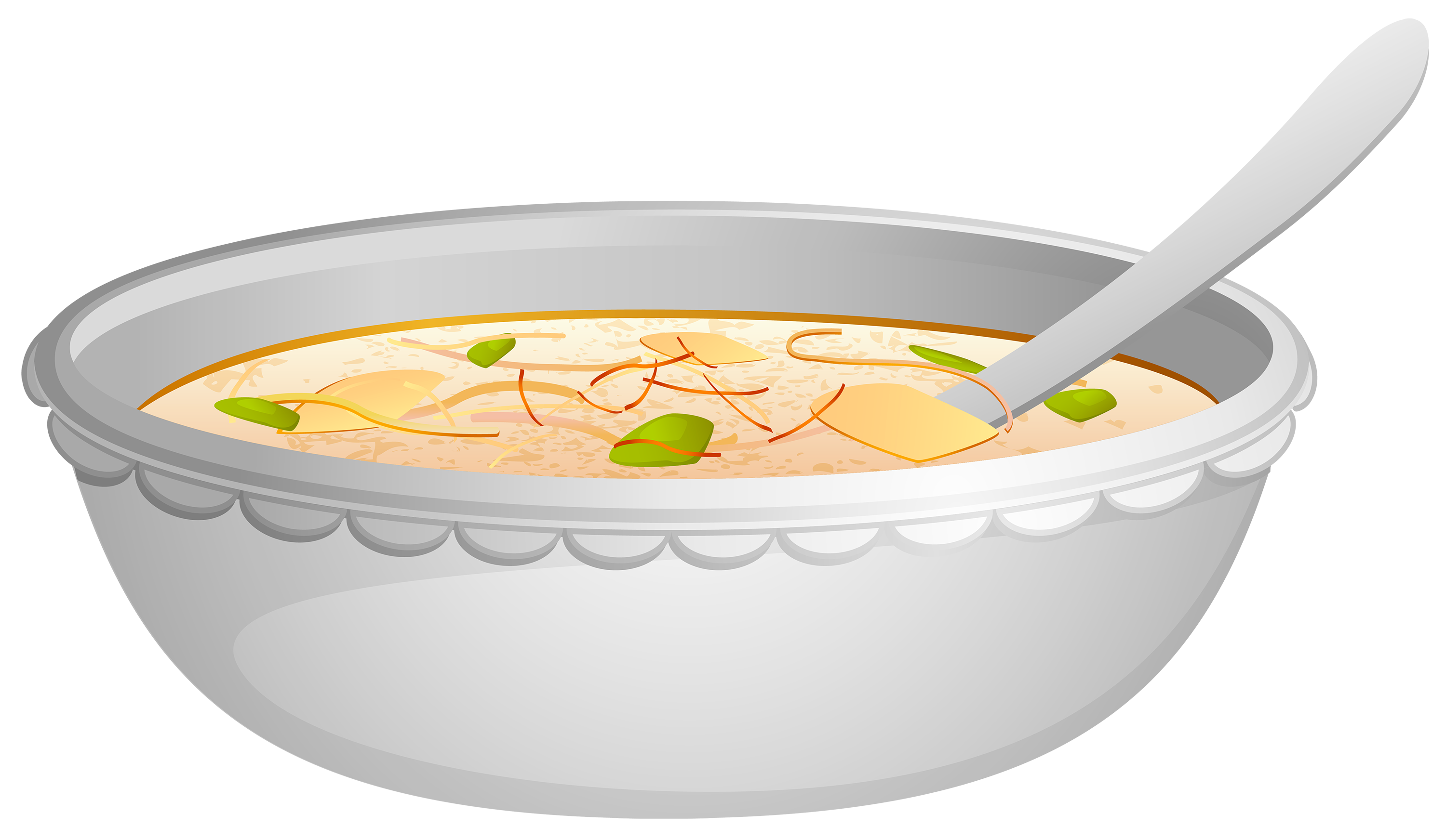 Free soup clipart pictures 3