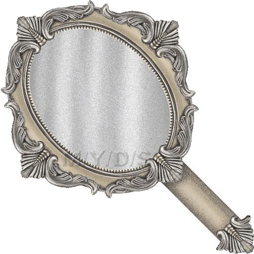 Hand mirror clipart free clip art