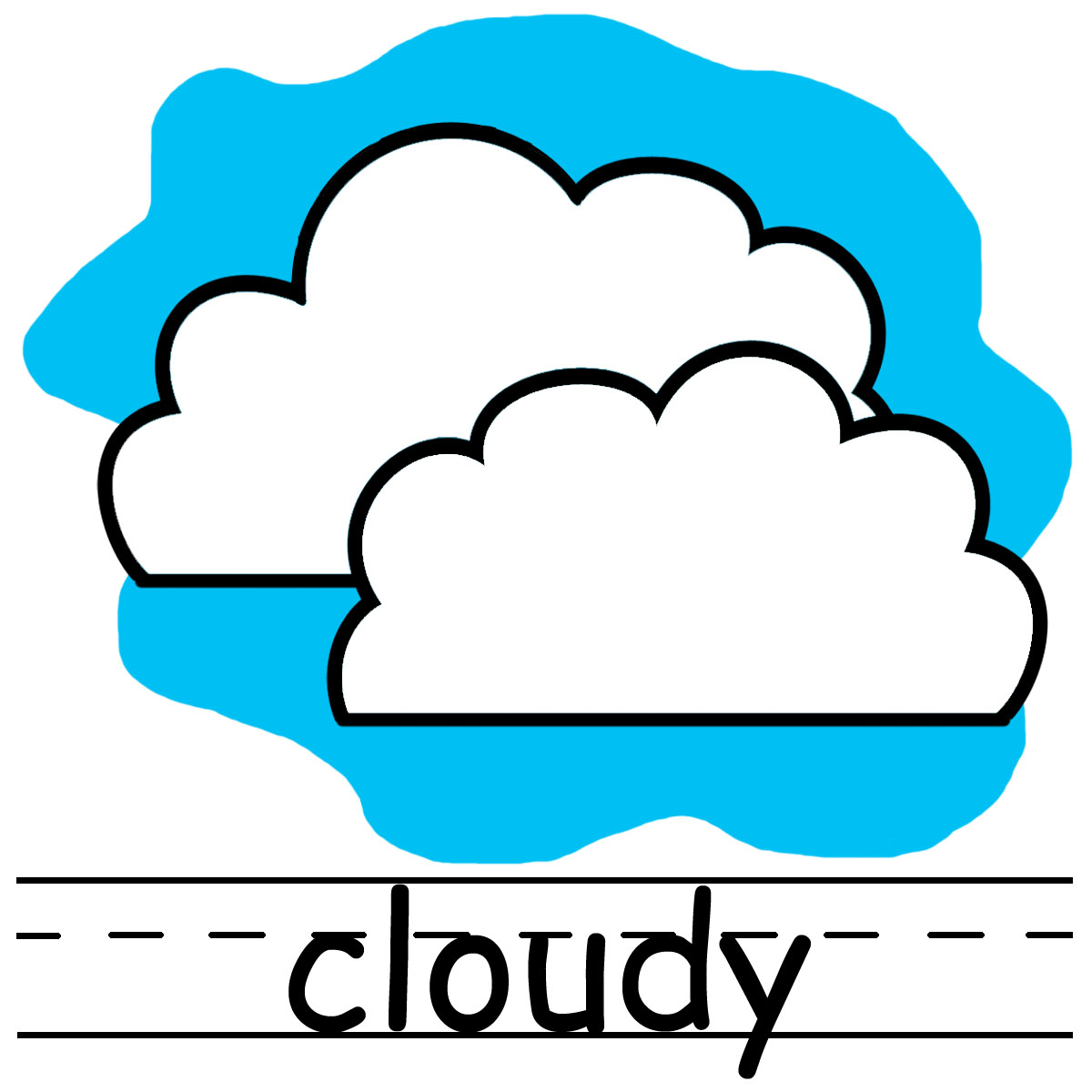Hurricane clip art weather icons free clipart images