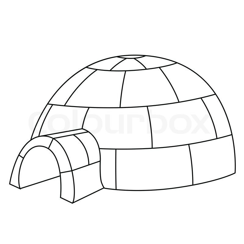 Igloo clipart clipart 2