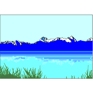 Lake clip art free clipart images 3 clipart
