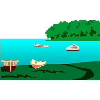 Lake clip art free clipart images clipartwiz