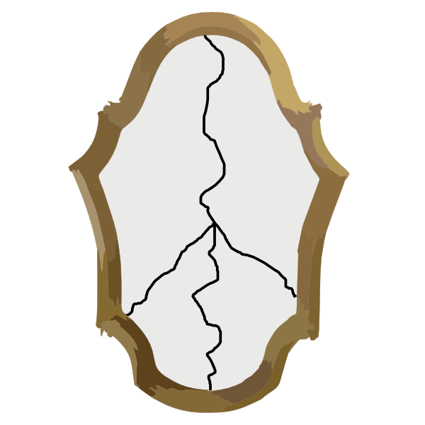 Mirror clip art free clipart images 7