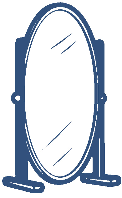 Mirror clip art free clipart images